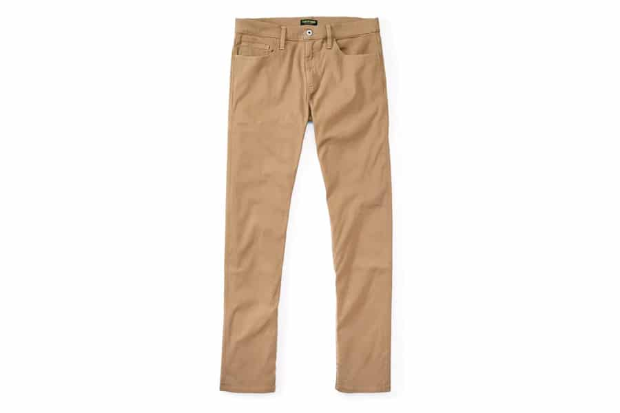 huckberry flint and tinder 365 pant