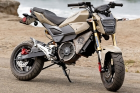 honda grom electric bike