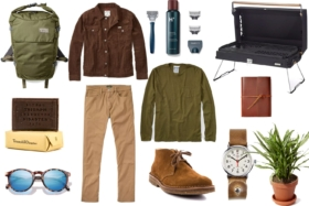 huckberry spring cleaning
