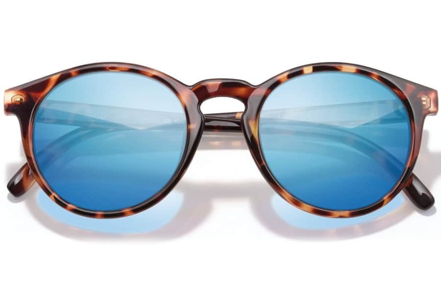 huckberry sunski dipseas in tortoise w aqua lens