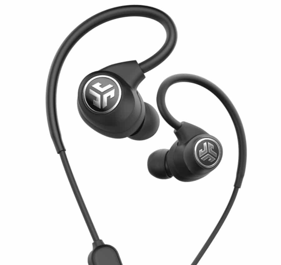 listening favourite tunes jlab epic  earbuds