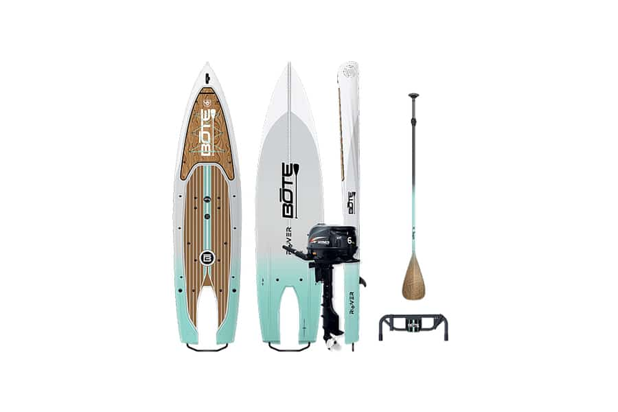 rover motorized paddle board