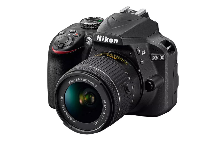 Nikon d3400 DSLR Camera feature