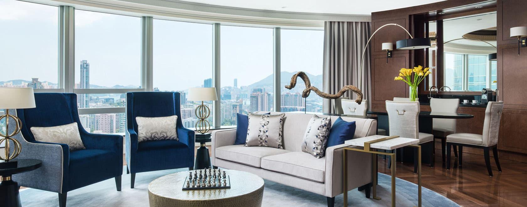 cordis club lounge hong kong hotel sofa