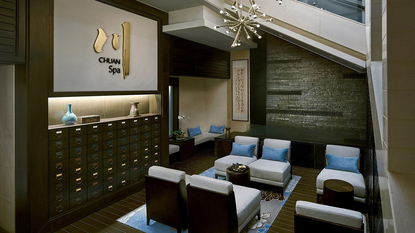 cordis club lounge hong kong hotel chair