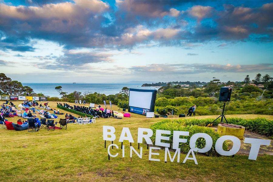 barefoot cinema