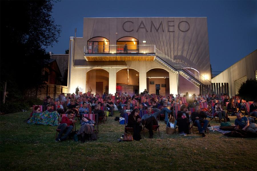 cameo outdoor cinema