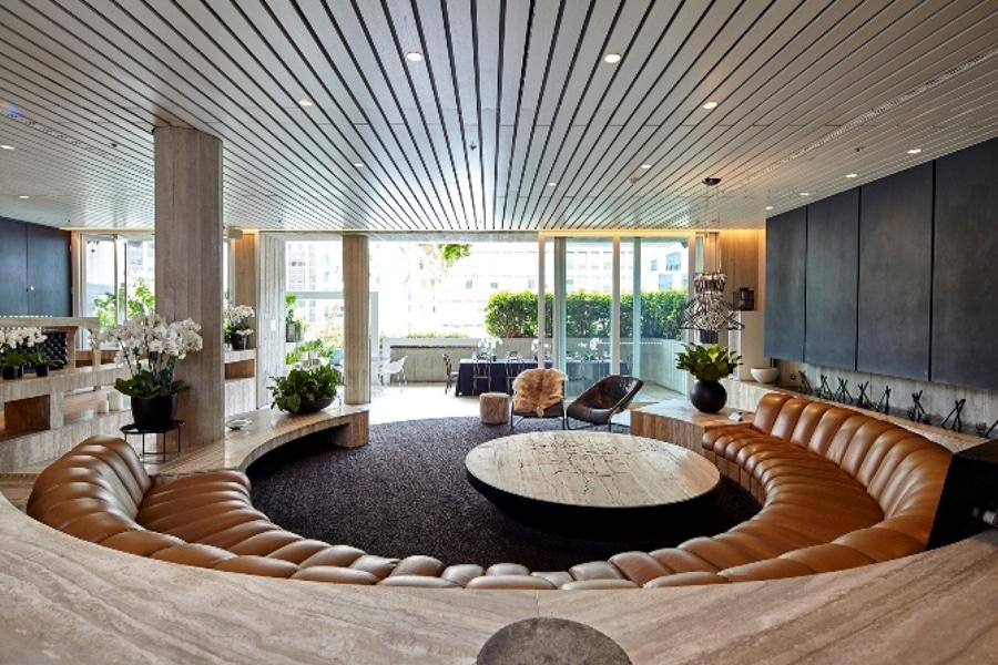 ivy penthouse lounge area