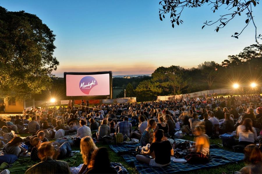 8 best outdoor cinemas in sydney