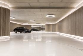 covet underground garage sydney