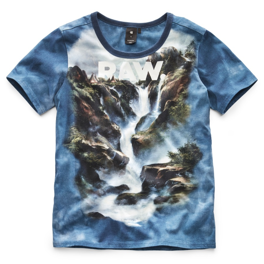 G Star Raw Jaden Smith forces of nature shirt