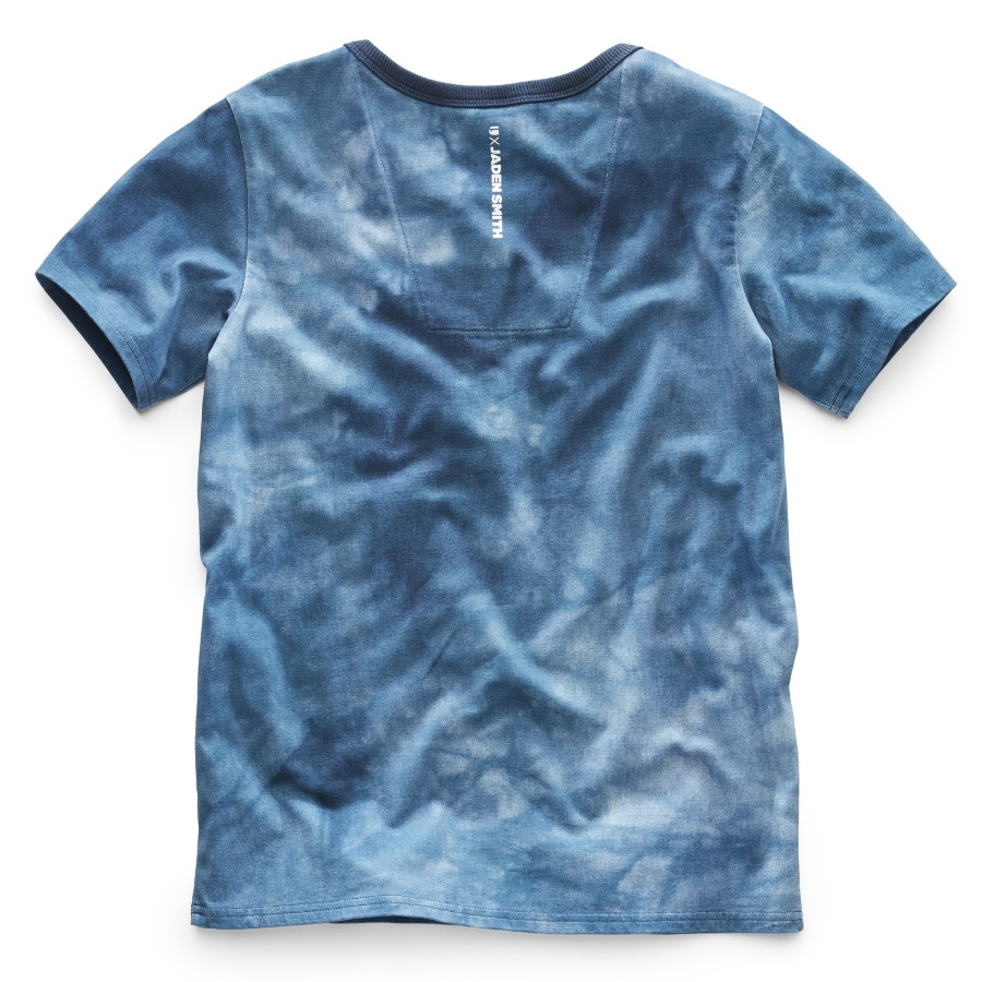 G Star Raw Jaden Smith forces of nature shirt front