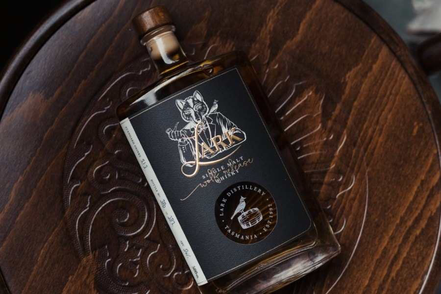 lark the wolf release limited edition whisky