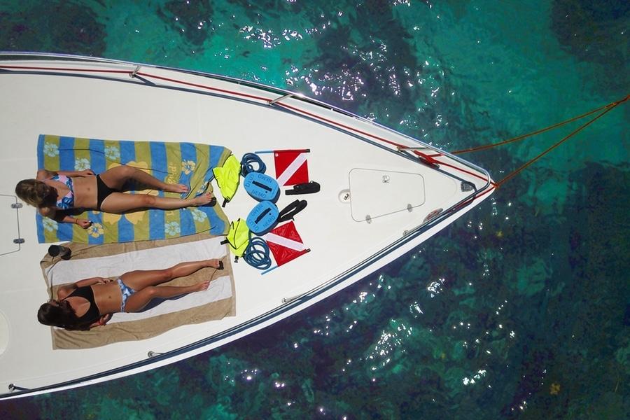 NEMO by BLU3 boat