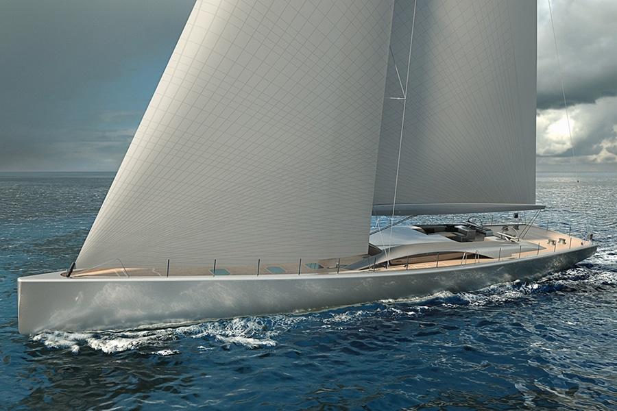 royal huisman yacht