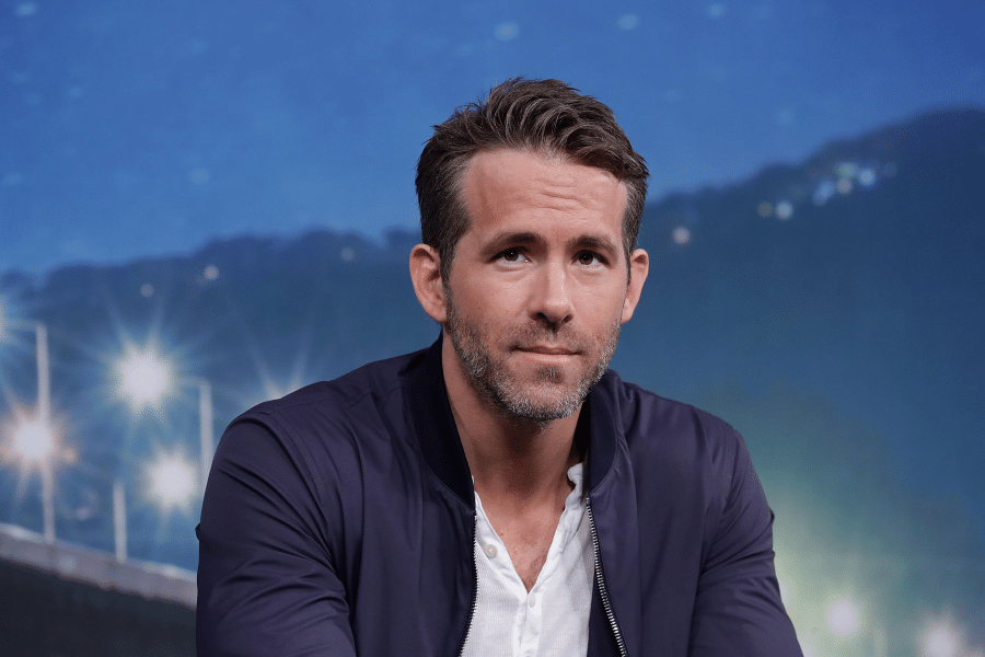Ryan Reynolds Opens Up About His Lifelong Battle With Anxiety