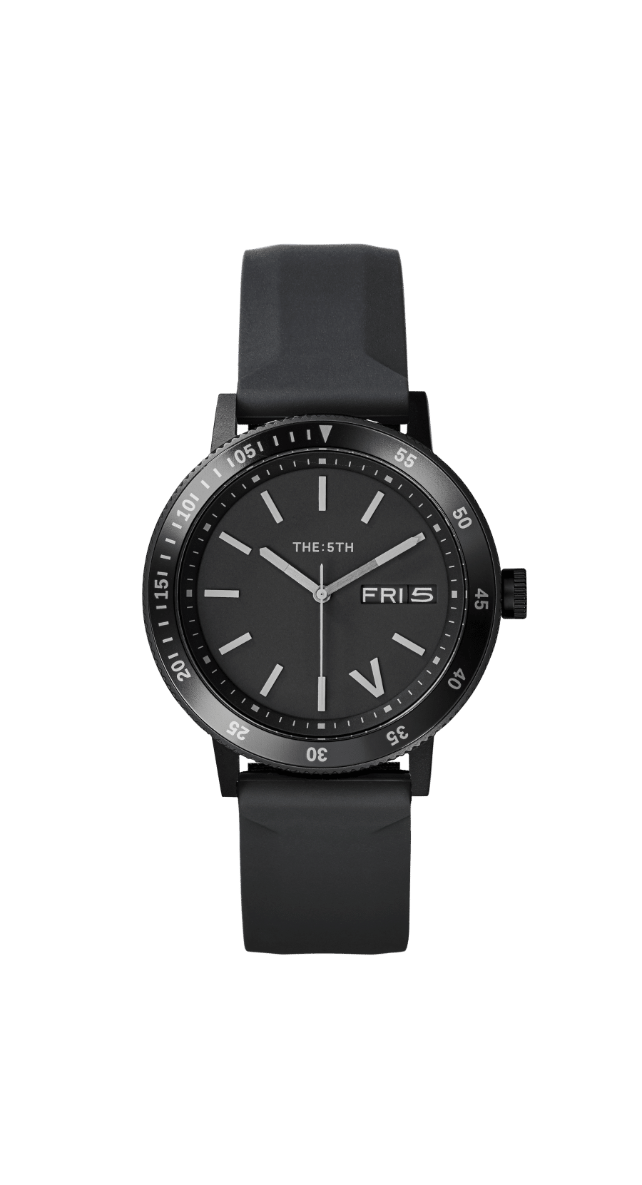 the 5th watch black