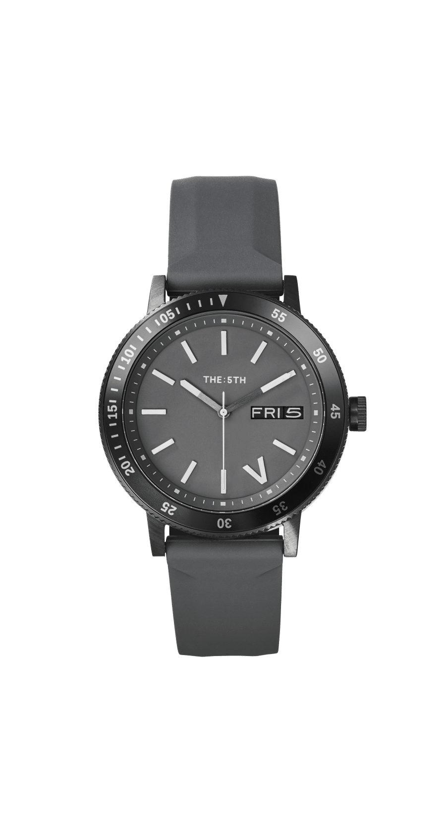 the 5th watch gray