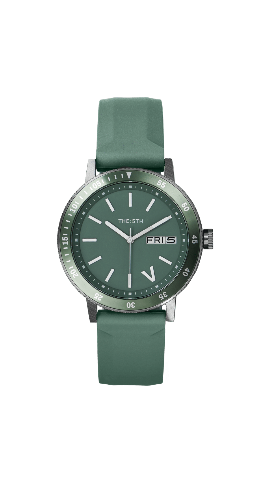 the 5th watch green