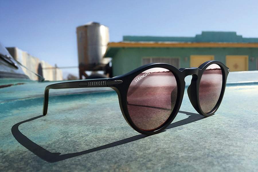 serengeti eyewear photochromic lenses brown