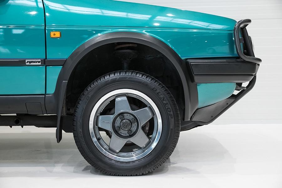 volkswagen golf syncro wheel