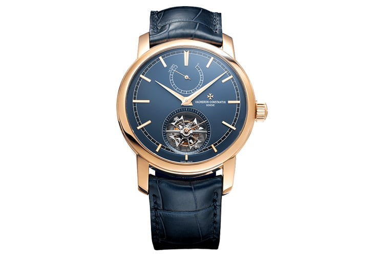 vacheron constantin tourbillon bucherer blue editions
