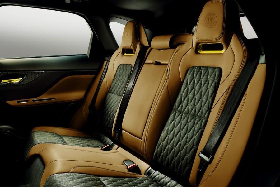 lister suv sport vehicle seats