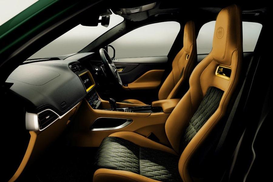lister suv sport vehicle interior