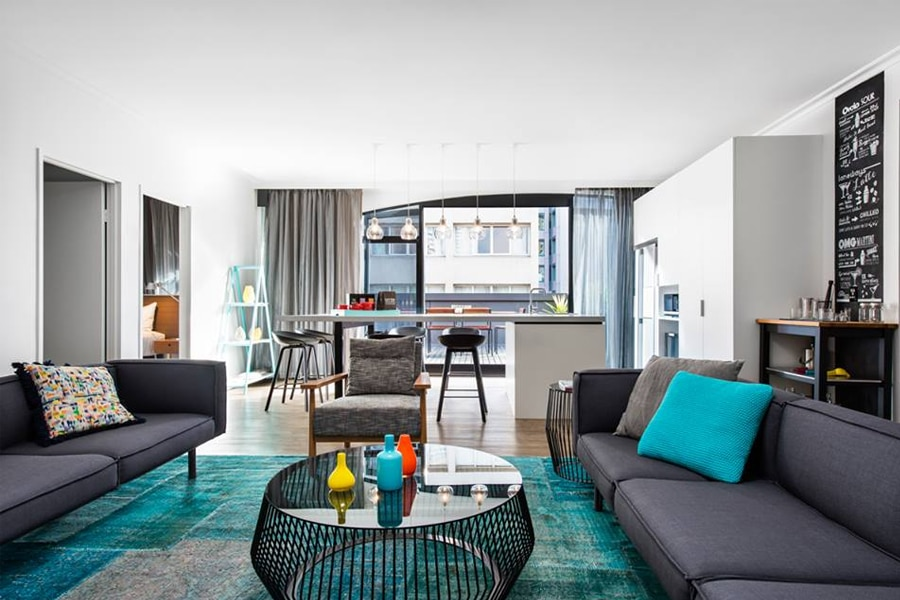 ovolo laneways lounge suite