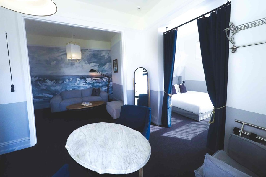 hotel palisade suite