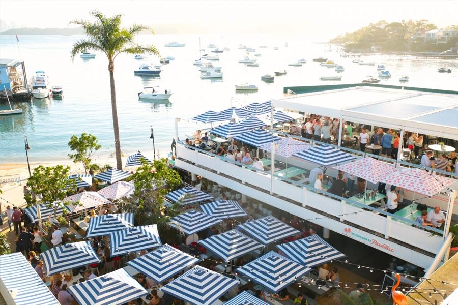 watson bay hotel pier