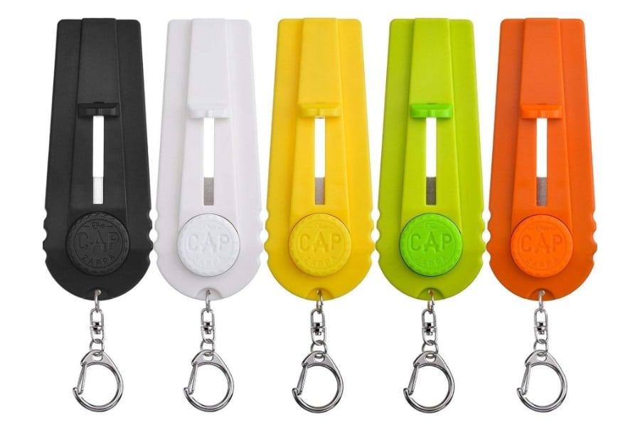 zappa beer bottle opener & cap launchers