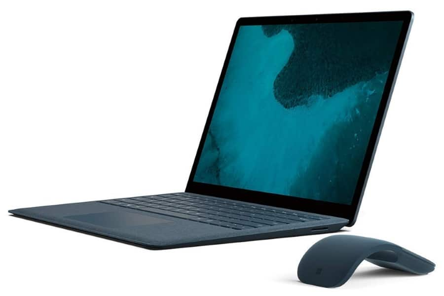 - The Corporate - Microsoft Surface Laptop 2