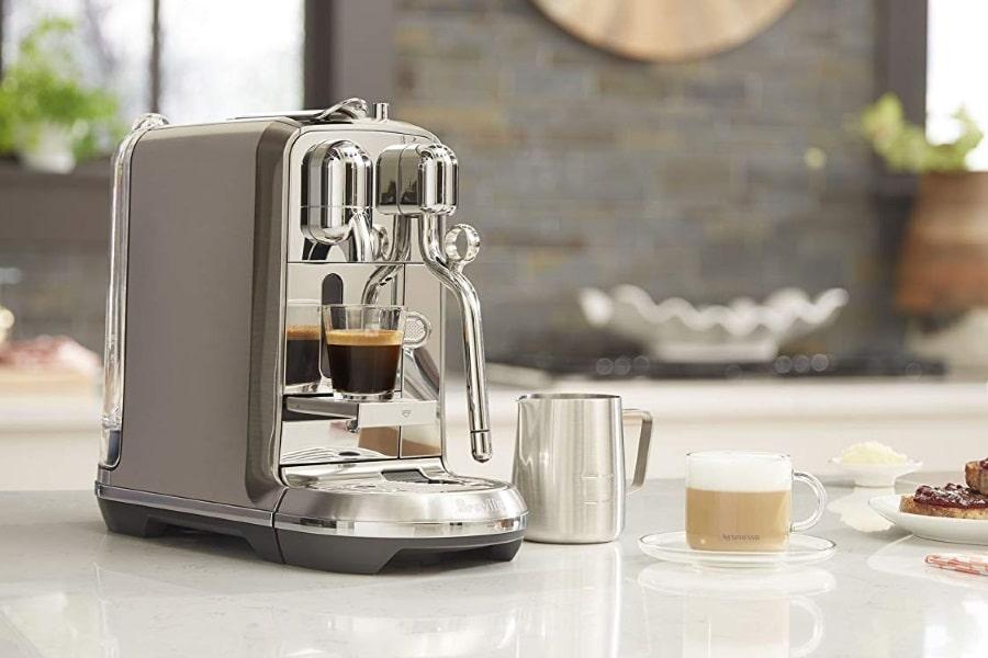 nespresso creatista machine