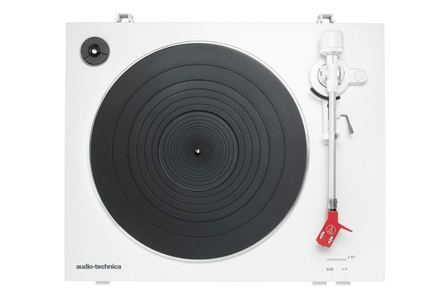 audio technica at lp3wh fully automatic turntable