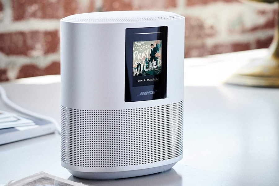 bose home speaker 500 smart speaker