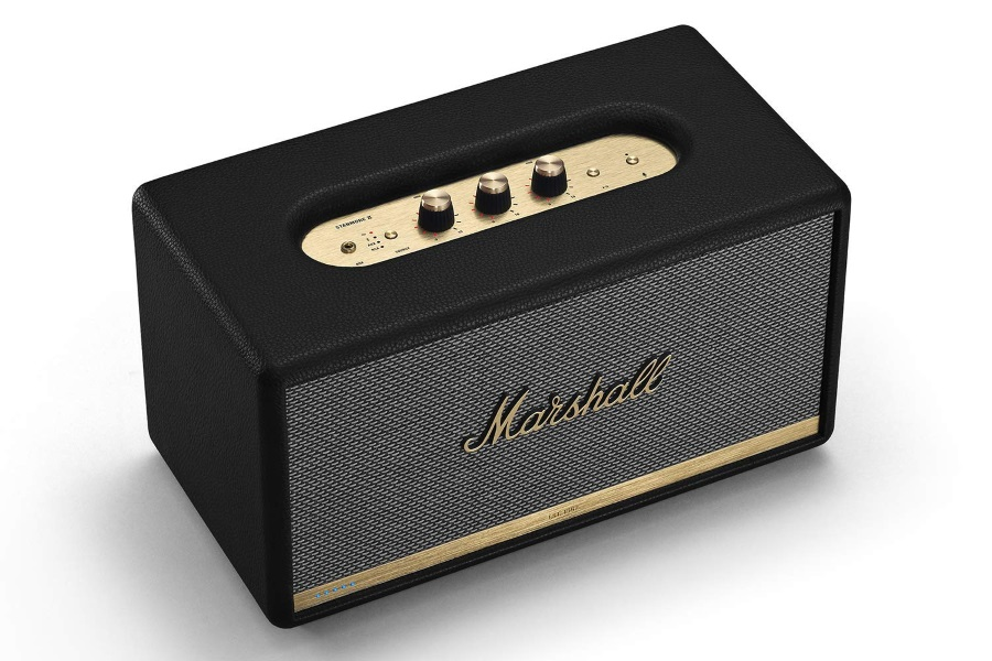 marshall stanmore ii wireless wi-fi smart speaker