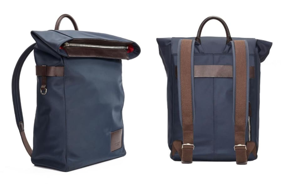 travelteq hong kong folded backpack
