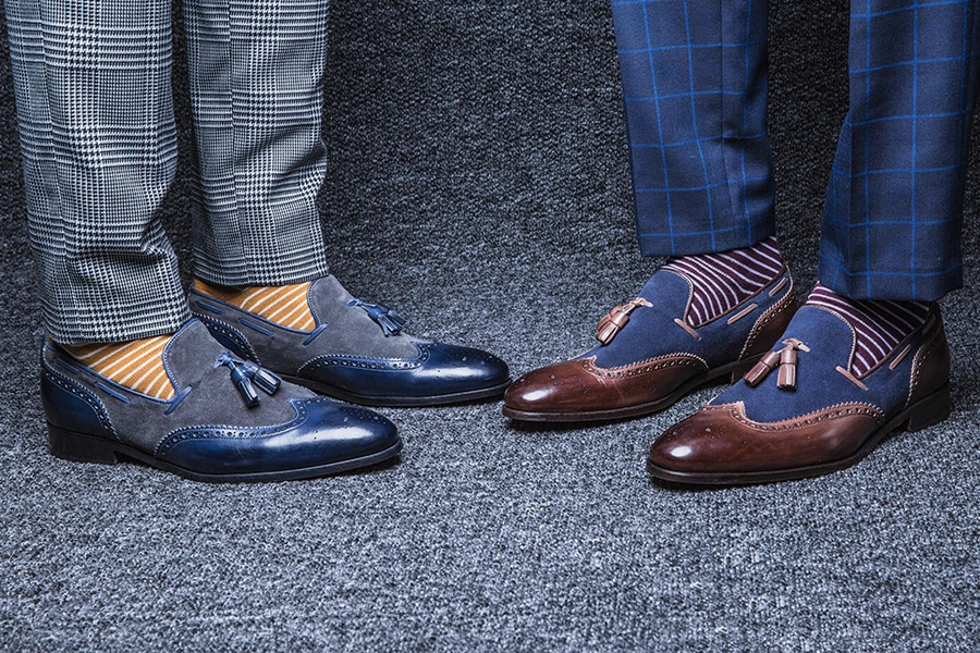 ace marks italian handmade shoes different collection