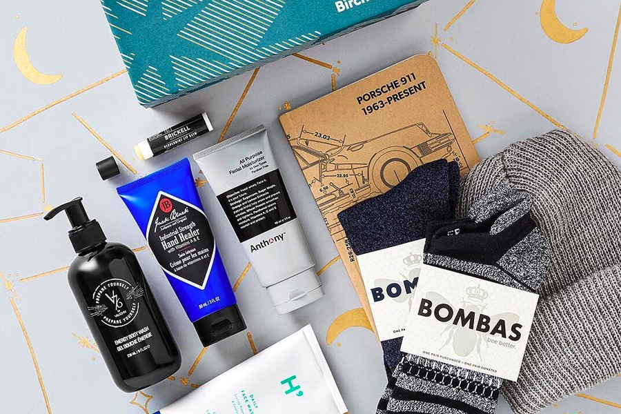 birchbox men subscription
