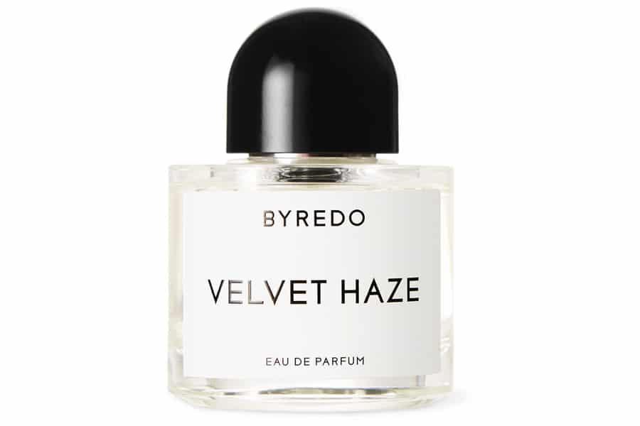 byredo velvet haze eau de parfum