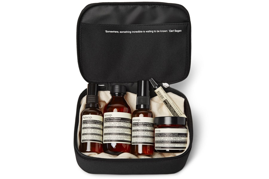 mr porter dapper gentleman grooming kit
