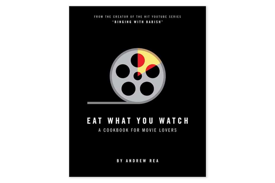 cookbook for movie lovers