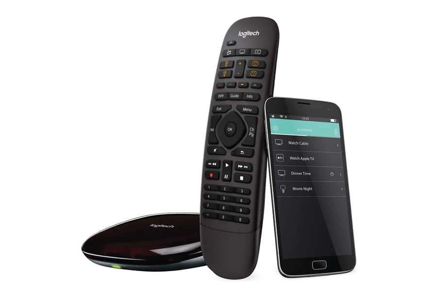 logitech harmony companion universal remote control