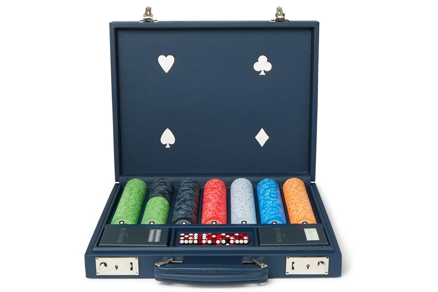 william & son poker set