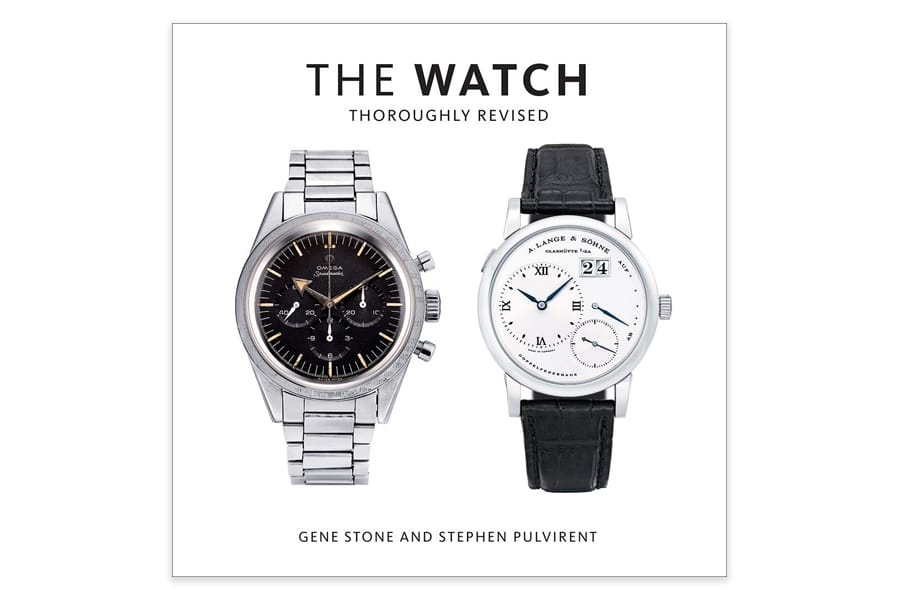 the watch thoroughly revised