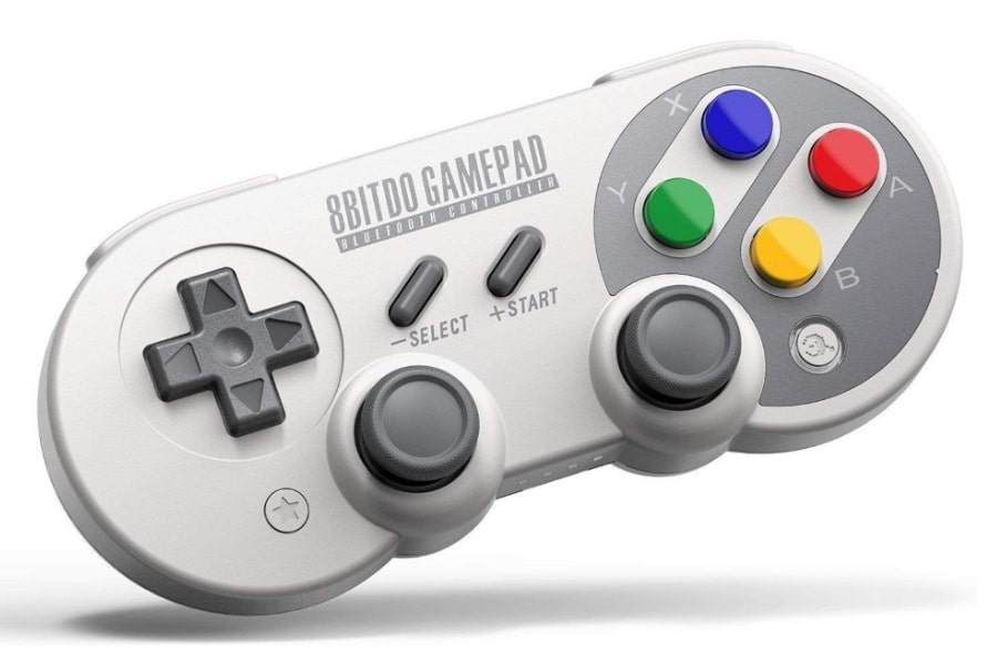 8bit pro classic controller for switch