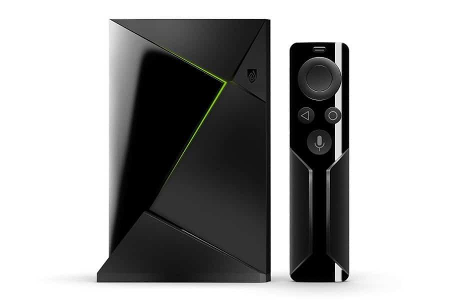 nvidia shield tv hub