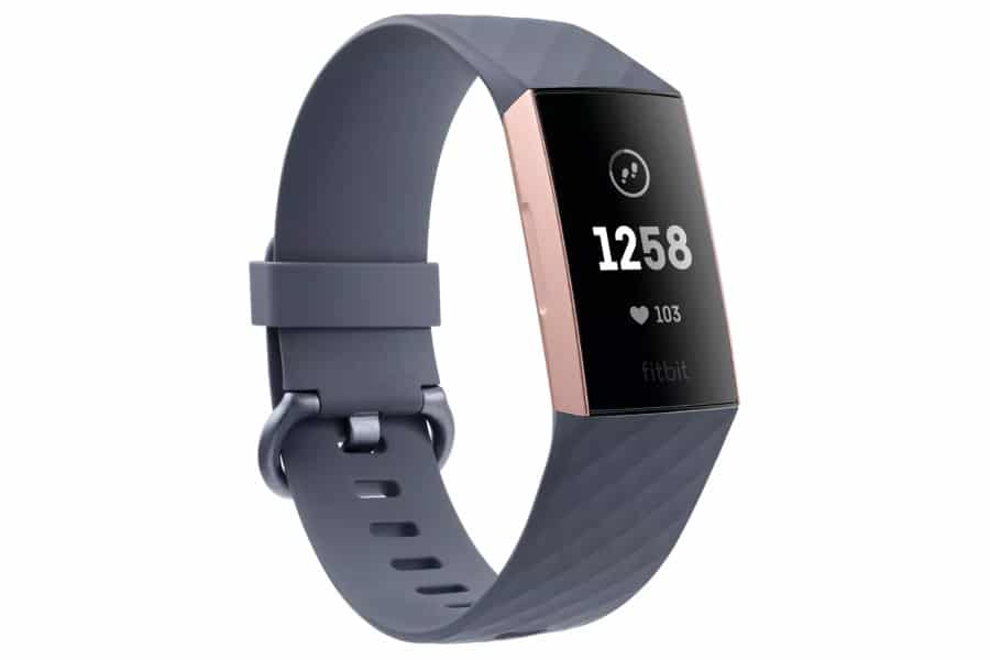 fitbit charge 3 tracker