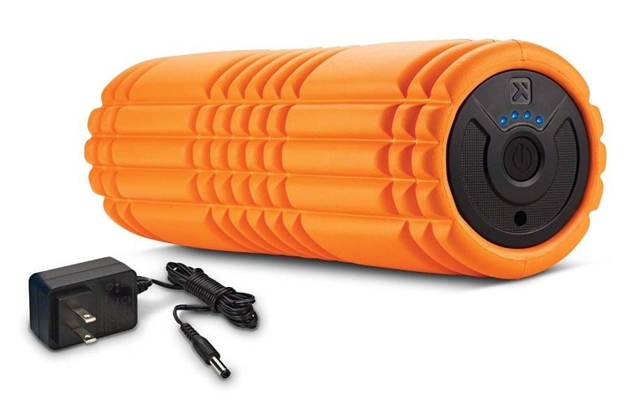 grid vibe plus vibrating foam roller